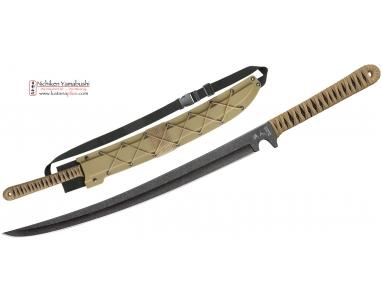 Black Ronin Wakizashi de combat